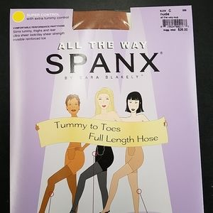 Spanx panty hose